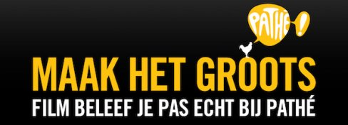 picknmix campagne Pathe online